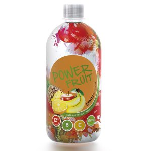 Power Fruit fructe exotice 750ml X 6buc