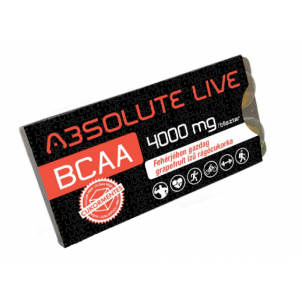 Tablete BCAA grapefruit 4000 mg