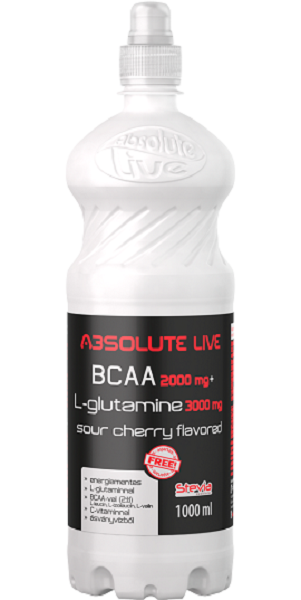 BCAA+L-glutamină Cirese 1000ml x 6 buc