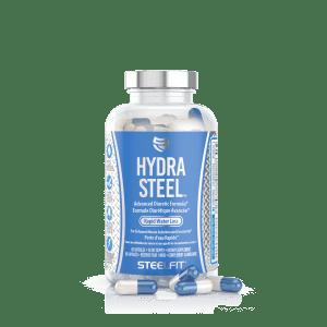 SteelFit Hydra Steel 80 capsule
