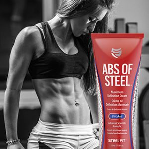 SteelFit Abs of Steel, 8fl oz (237ml)