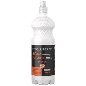 BCAA+L-glutamină Portocale 1000ml x 6 buc