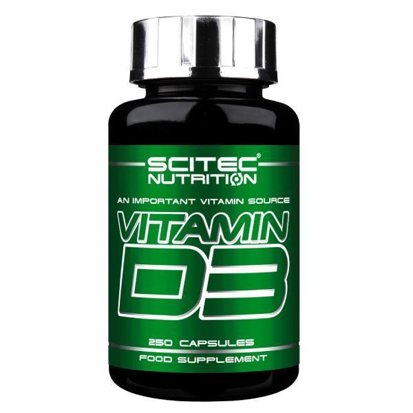 Vitamin D3 100 caps