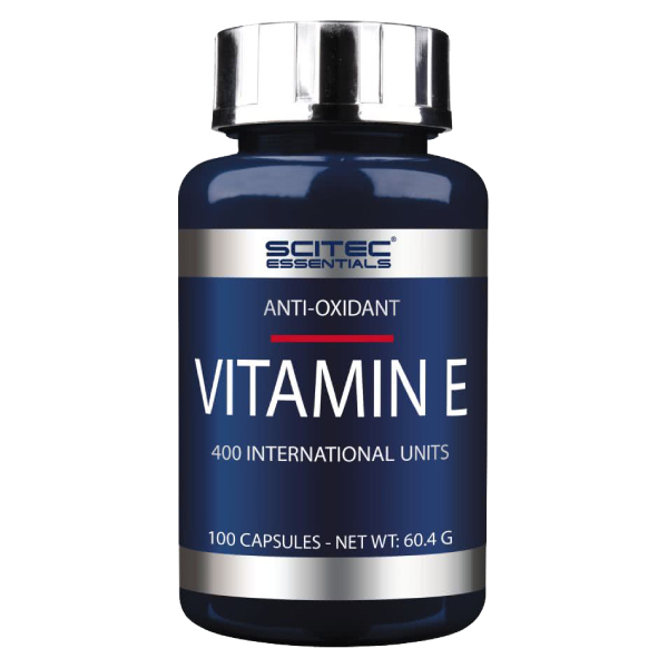 Vitamin E 100 caps.